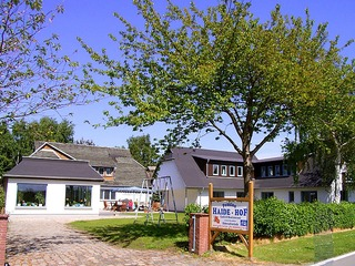 Restaurant der Pension HAIDE - HOF