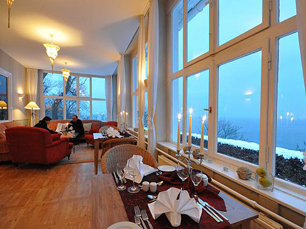 Restaurant im Panorama Hotel Lohme