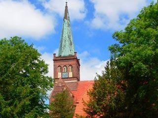St.-Marien-Kirche Bergen