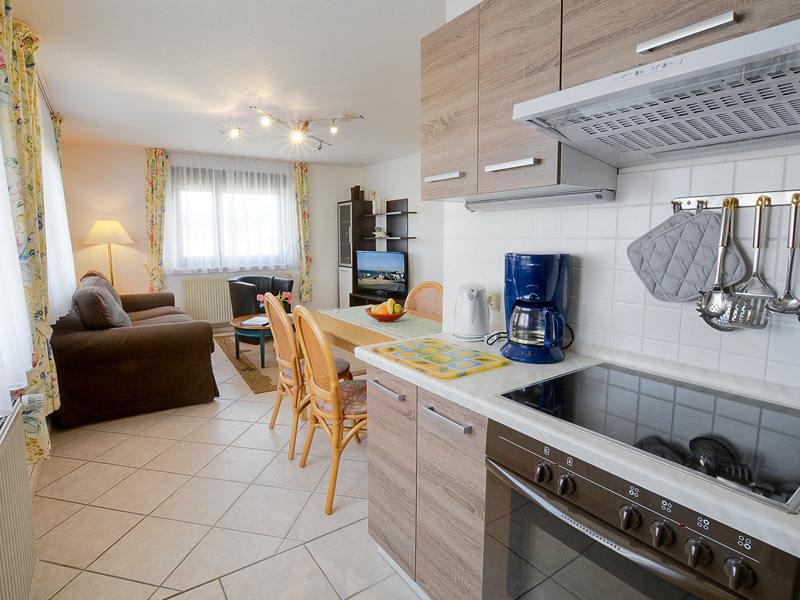 """Ferienwohnungen &  Appartements in der Ferienpension """"Seeblick"""""""