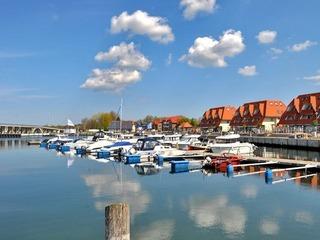 Marina Wiek - Hafen am Bodden
