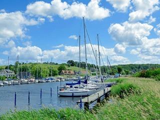 Hafen Seedorf bei Sellin