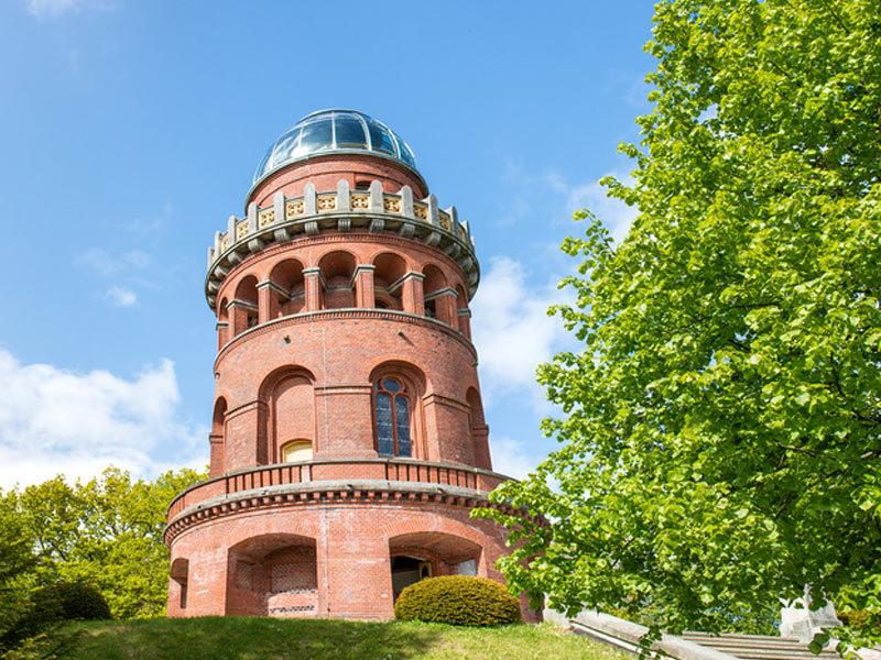 Ernst-Moritz-Arndt-Turm in Bergen