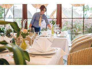 Restaurant im Hotel Blinkfüer