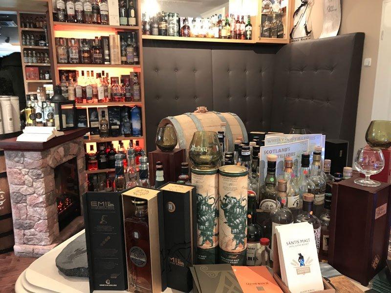 Whisky Oase Sonnenhof - Whisky & Craft Beer Lounge