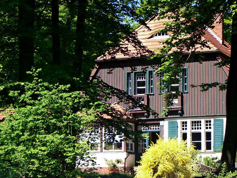 Gerhart-Hauptmann-Haus