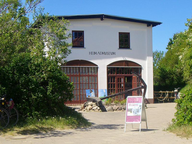 Heimatmuseum Hiddensee