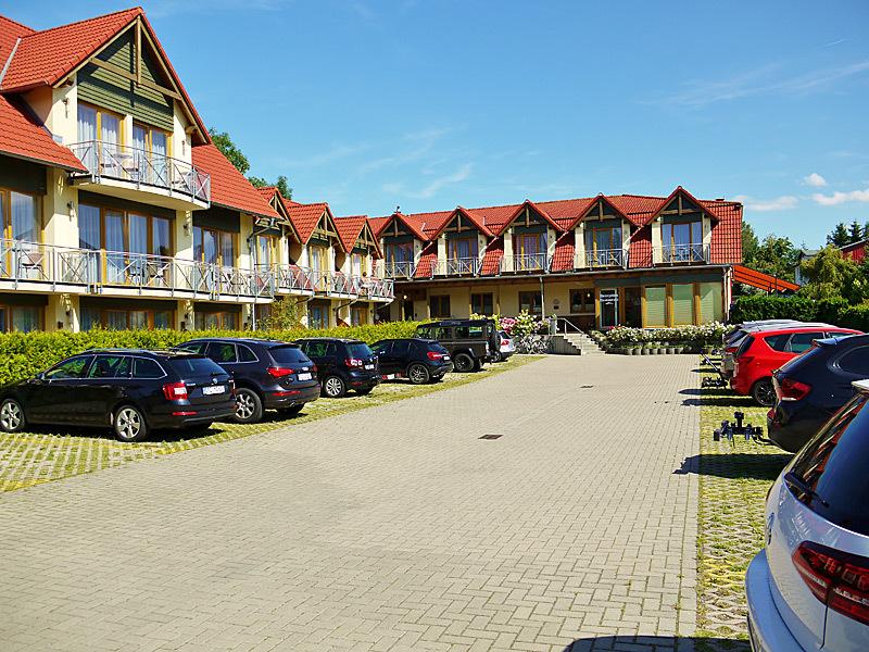 "Hotel Landhaus ""Am Grün"""
