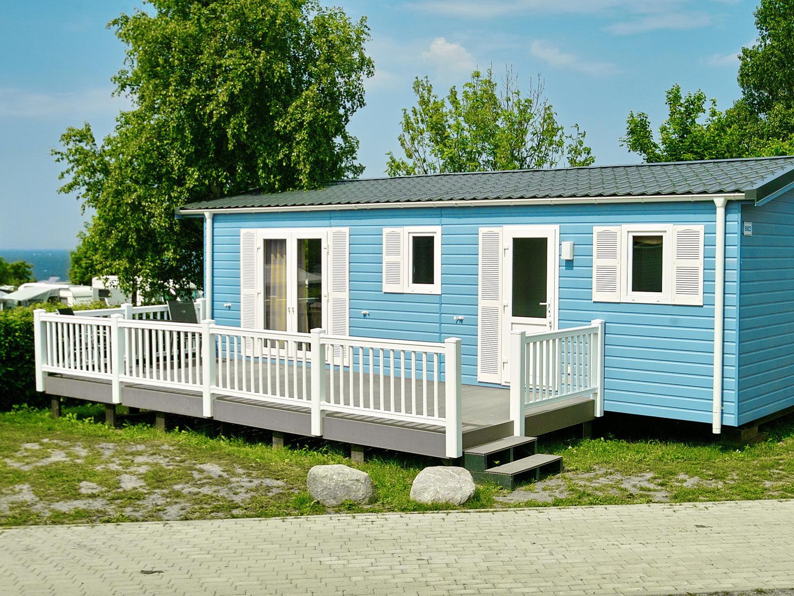 Ferienhäuser - Ostseecamp Seeblick