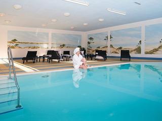 """Wellnessbereich Hotel Landhaus """"Am Grün"""""""