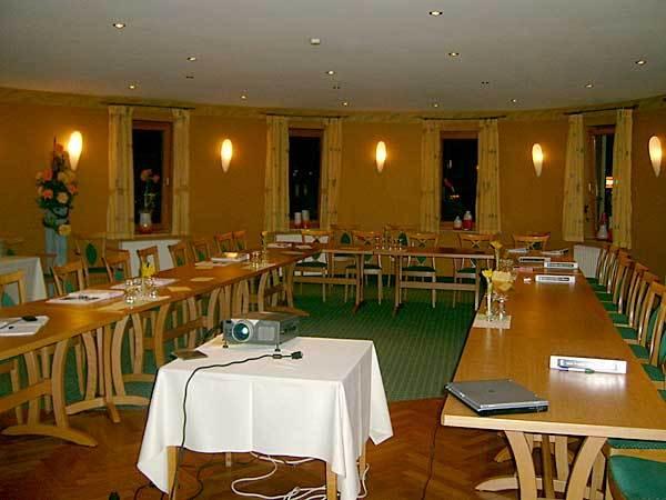 Angebote für Tagungen und Seminare