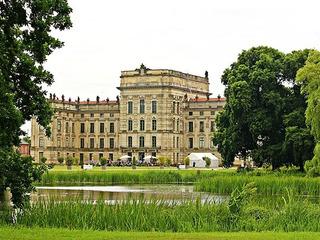 Kurzurlaub in Ludwigslust/Mecklenburg - 3 Tage im mecklenburgischen Versailles