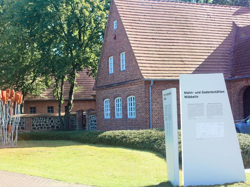 Mahn- und Gedenkstätten Wöbbelin