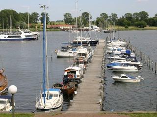 Hafen Kirchdorf