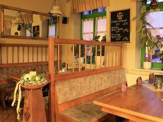 Gasthaus im rustikalen Ambiente