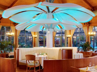 Restaurant und Bar im Bernstein Hotel Prerow
