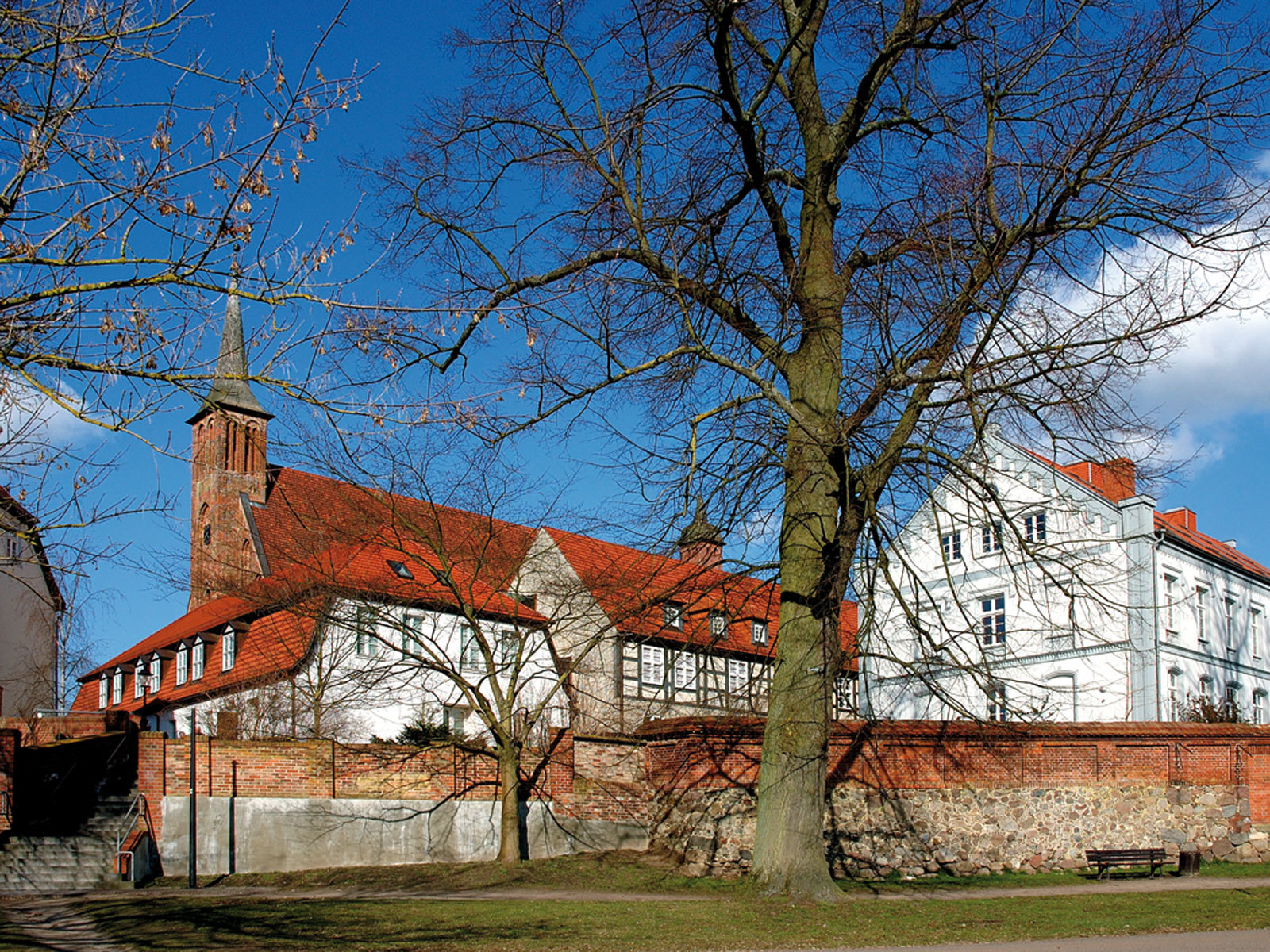 Galerie im Kloster Ribnitz