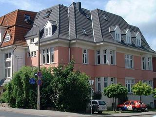 Zimmer in der Pension Weststadt