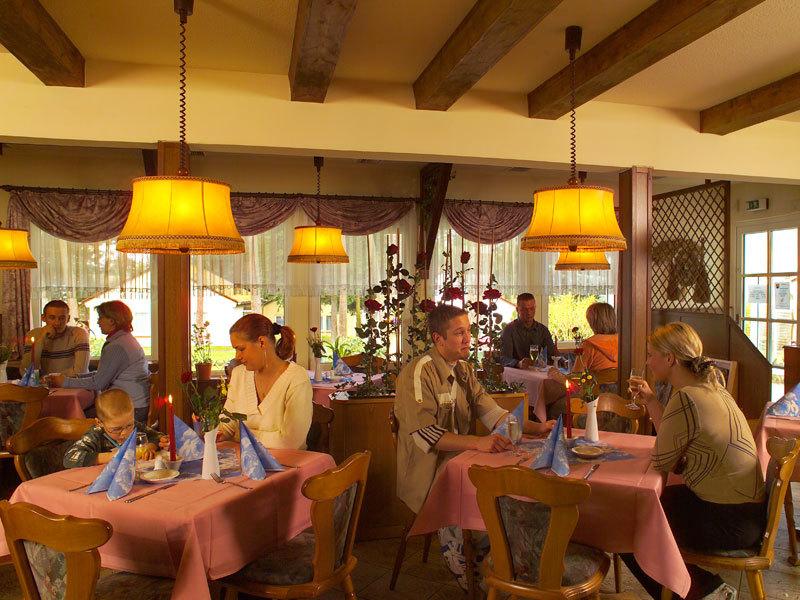 Restaurant im Ferienpark Retgendorf