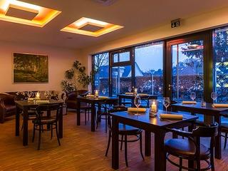 Restaurant im Trend Hotel