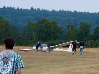 Flugplatz Pinnow