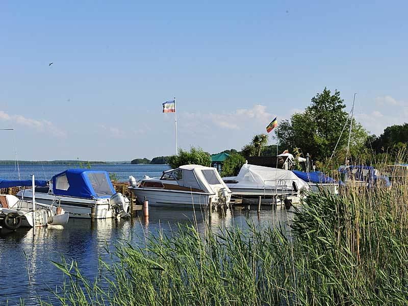 Wandertouren im Schweriner Seengebiet