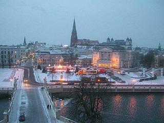 Advents- und Weihnachtszeit in Schwerin