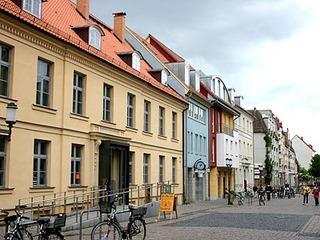sozio-kulturelles Zentrum St. Spiritus Greifswald