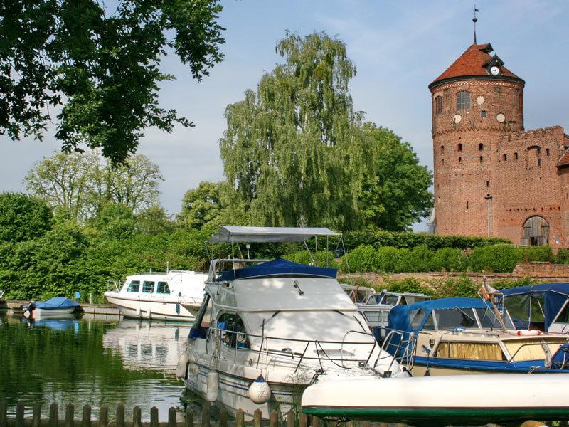 Bootshafen Neustadt Glewe