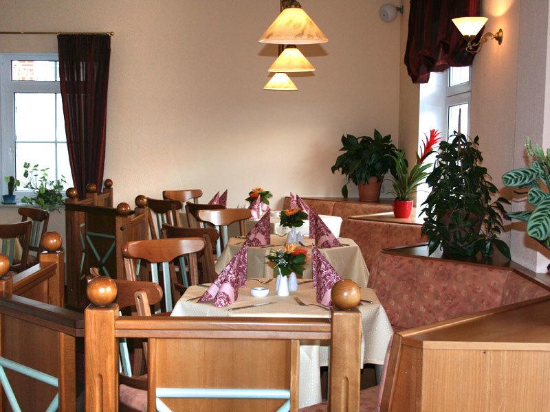 Restaurant des Hotels Am Wariner See