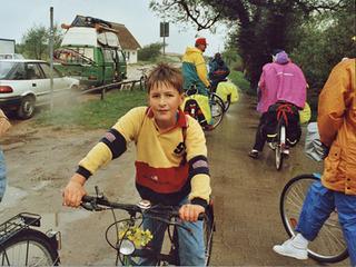 Fahrradtouren und Wandern