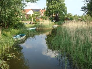 Eine Woche Urlaub im grünen Herzen Mecklenburgs