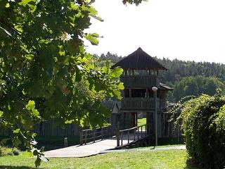 Archäologisches Freilichtmuseum Groß Raden