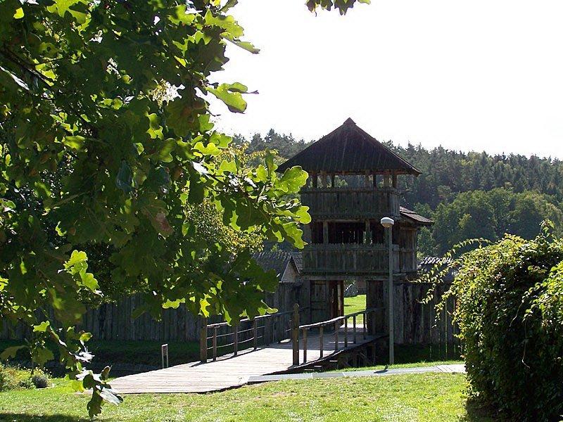 Freilichtmuseum Groß Raden