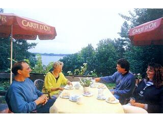Gaststätte mit Seeterrasse Havelberge