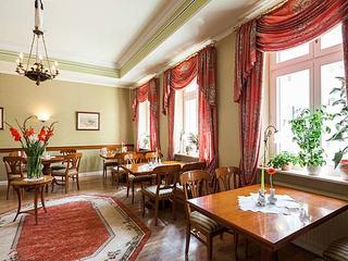 Hotel Schlossgarten mit Restaurant