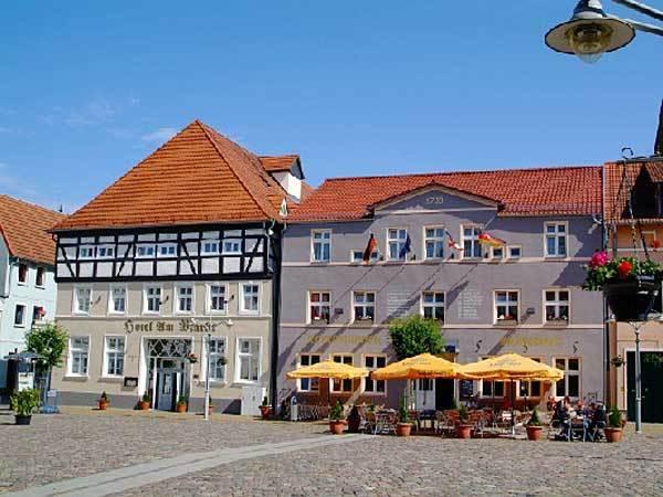 Restaurant im Hotel Am Markt & Ueckermünder Brauhaus