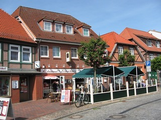 Café & Restaurant in der Pension Leuschner