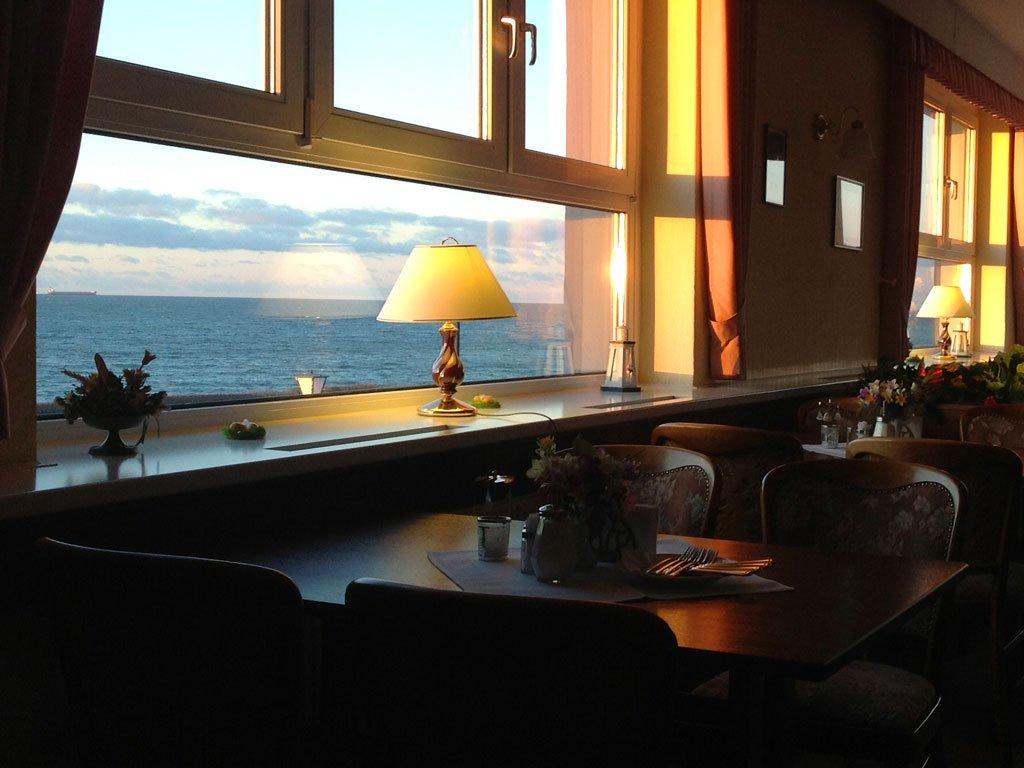 Restaurant im Hotel Nienhäger Strand