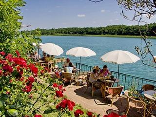Restaurant im Romantischer Seegasthof & Hotel Altes Zollhaus