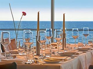 Restaurant Bernstein im Strandhotel Ostseeblick