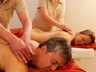 Spa- und Wellness-Anwendungen (Massagen, Packungen usw.)