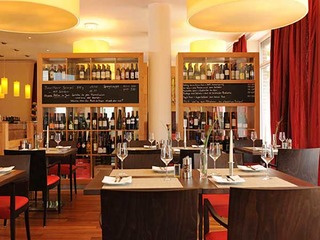 "Restaurant ""Gutmannsdörfer"" im Park-Hotel Hübner"