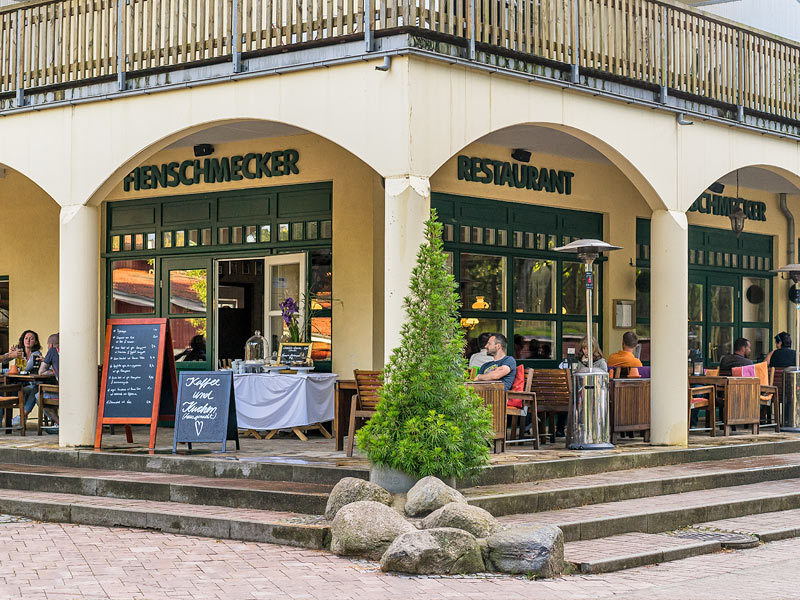 Gastronomie im Ferienpark Baltic-Freizeit