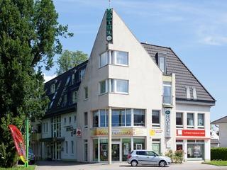Café & Bar im Hotel Jahnke