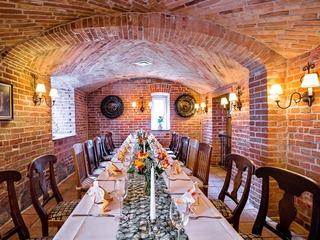 """Restaurant """"Das Gewölbe"""" im Gutshotel Groß Breesen"""