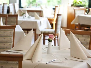 """Panoramarestaurant """"Kranich"""" im Nationalparkhotel"""