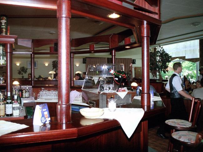 Restaurant im Hotel John Brinckman