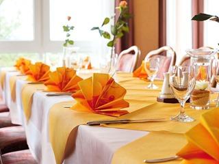 Restaurant im Hotel Trebeltal