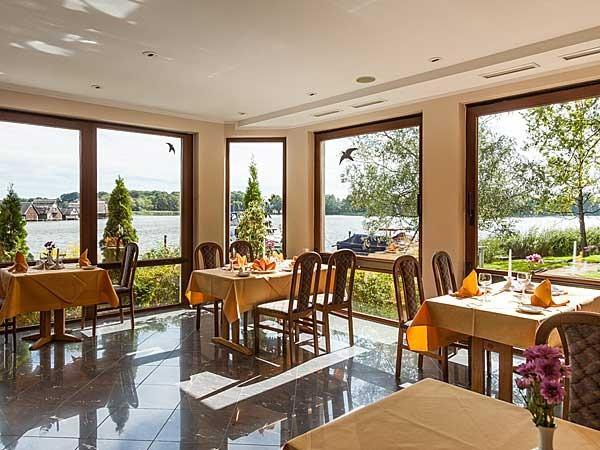 Restaurant im Hotel Seestern